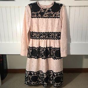 Kate Spade Lace Dress Womens 4